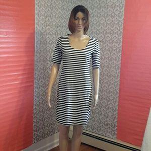 Ann Taylor pullover dress